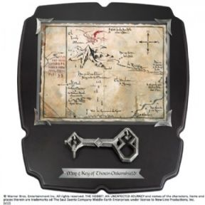 Thorin Oakenshield Deluxe Map & Key